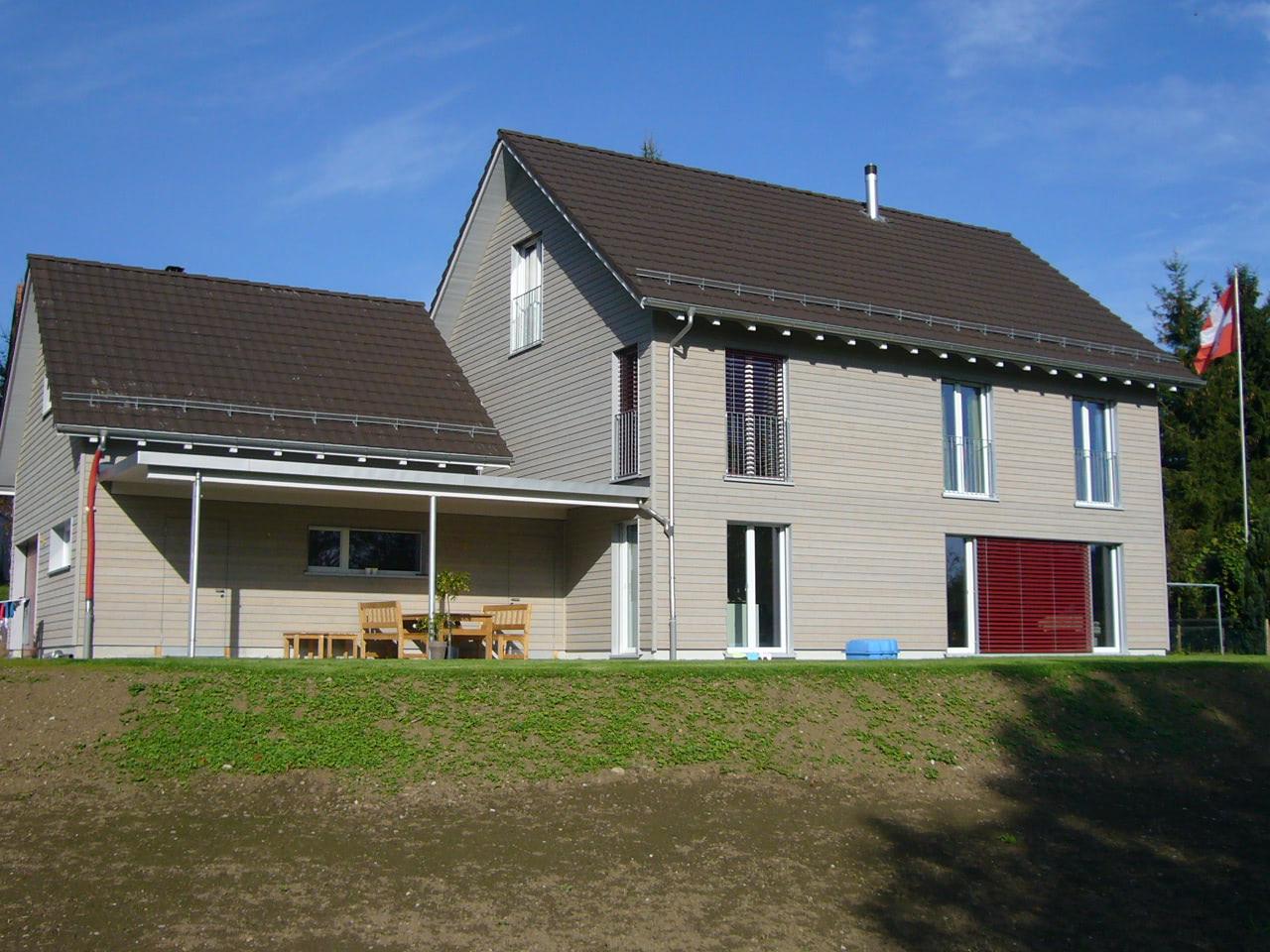 Einfamilienhaus Hörhausen